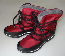 NEW SOREL Cozy Explorer Boots Ankle Waterproof Light Snow Wi