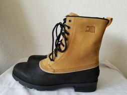 New sorel Emelie 1964 waterproof snow boots. Sz9.5. RT$160.