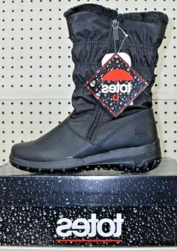 New Size 9M Totes Women's snow boots. Waterproof, Style-Ruby