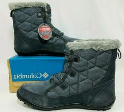 *NEW* Women's Columbia Minx Shorty ALTA Omni-Heat Snow Boots