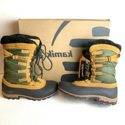 NEW! Women's Kamik Snow Valley Winter Snow Boots Insulated W