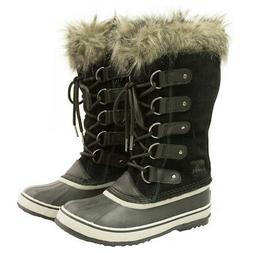 NIB Women's Sorel Joan of Arctic Waterproof Snow Rain Boots,