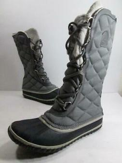 SOREL  Out N About Tall Snow Boots Women's  size:  NEW Grey