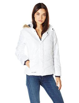 Arctix Women's Pearl Jacket, White, Medium 62760-01-m