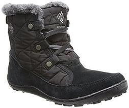 Columbia Womens Powder Summit Shorty Waterproof Boots Insula