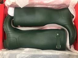 Women's Hunter 'Original Tall' Rain Boot, Size 9 M - Green