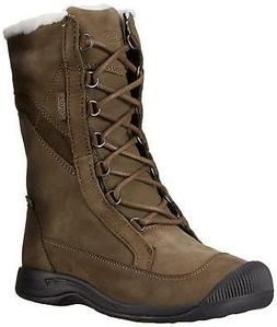 KEEN Reisen WINTER Lace WP WATERPROOF INSULATED Leather SNOW
