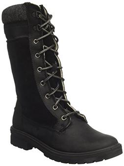 Kamik Women's Rogue 9 Waterproof Winter Boot Black 8 M US