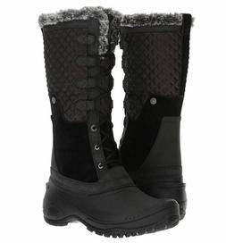 shellista iii tall black winter snow boots