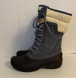 The North Face Shellista Mid Women's Sweater Snow Boots Wate