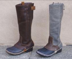 SOREL SLIMPACK TALL EQUESTRIAN Riding/Rain/SNOW Boots 10 SHA