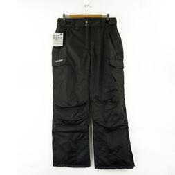 Arctix Men's Snowboard Cargo Pants Black Medium