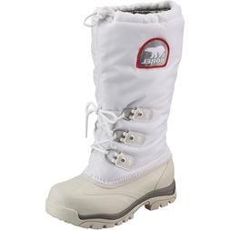 Sorel Snowlion Boots - Women's White/Red Quartz, 9.0