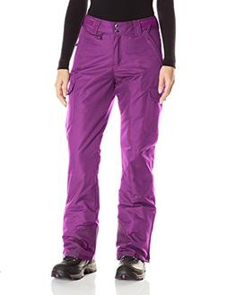 Arctix Women's Snowsport Cargo Pants, Large, Plum