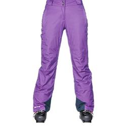 Columbia Sportswear Women's Plus Bugaboo Oh Pant, Purple Dah
