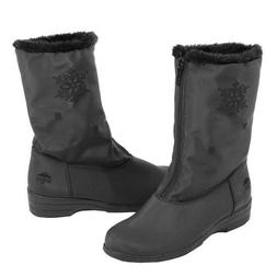 Totes STARIDE 2 Womens Black Waterproof Winter Snow Boots Sh