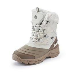 Pacific Mountain Steppe Women's Snow Boots - Winter White/Ta