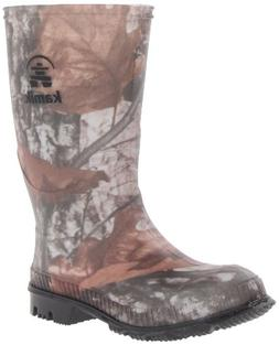 Kamik STOMP/YOUTH/CAM/6176 Camo Boot 10 M US Toddler
