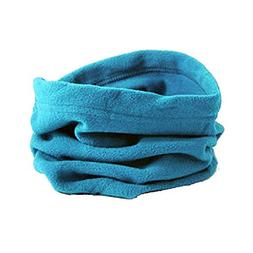 DongDong❀Stylish Unisex Polar Hat Neck Winter Warmer Solid