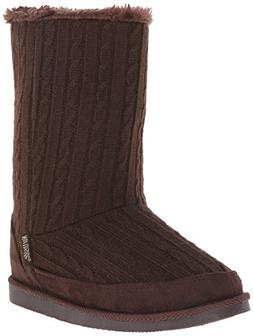 Northside Women's Teegan Fashion Boot, Dark Brown, 6 M US