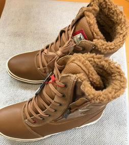 Pajar Tex Waterproof Snow Boots Brown Size 12-12.5