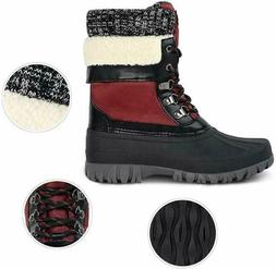 TF Star Women's Snow Boot Brand New In Box With Tags