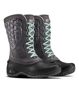 The North Face Women's Thermoball Utility Mid - Shiny Blacke