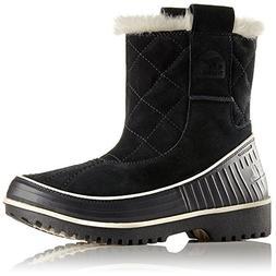 SOREL Tivoli II Pull On Boot - Women's Black/Bisque 8