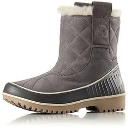 Sorel Women's Tivoli II Pull On Boot,Quarry/Fawn,US 6.5 M