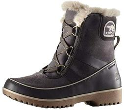 SOREL Women's Tivoli II Snow Boot, Quarry, 8 B-Medium