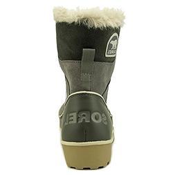 SOREL Women's Tivoli II Snow Boot, Quarry, 7 B-Medium