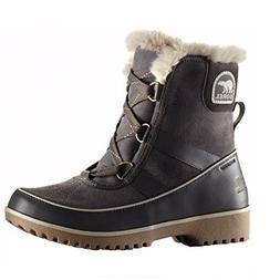 SOREL Women's Tivoli II Snow Boot, Quarry, 9 B-Medium