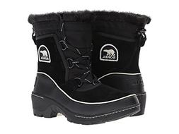 SOREL Women's Tivoli III Boots, Black, 5 M US