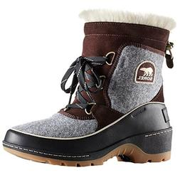 Sorel Women's Tivoli III Cattail/Quarry Suede/Felt Combinati