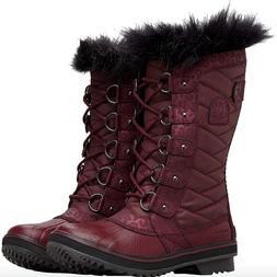 Sorel Tofino II Boots Women's Winter Snow Cold Weather  Rich