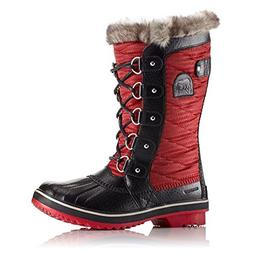 SOREL Womens Tofino II Snow Boot, Red Element, 7 B US