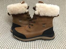 UGG Adirondack III Snow Boots Waterproof Leather Wool Lining