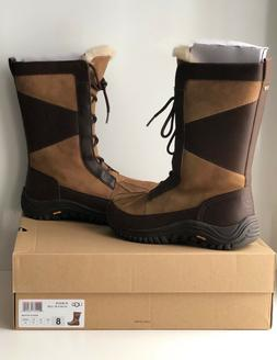 UGG Mixon Women's Winter Snow Waterproof Boot SZ WOMAN 8 N