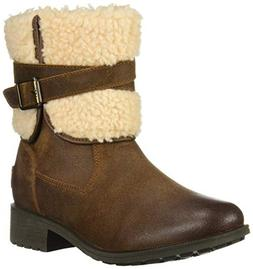 UGG Women's W Blayre Boot III Fashion, Chipmunk, 10 M US