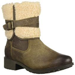 UGG Women's W Blayre Boot III Fashion, Dove, 7 M US