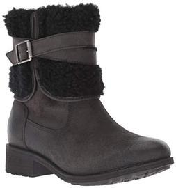UGG Women's W Blayre Boot III Fashion, Black, 9 M US