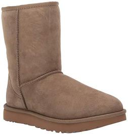 UGG Women's W Classic Short II Fashion Boot, Antilope, 10 M