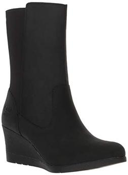 UGG Women's W Coraline Boot Fashion, Black, 6 M US