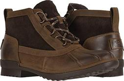 UGG Women's W Heather Boot Fashion, Coconut Shell, 10 M US