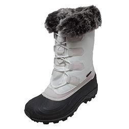 WinterTecs: Warm Winter Boots for Women, Insulated, Non Slip