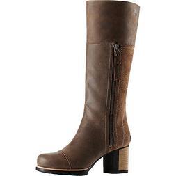 Women's Sorel 'Addington' Waterproof Boot, Size 9.5 M - Brow