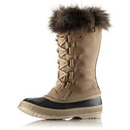 Sorel Women's 'Joan of Arctic' Waterproof Snow Boot Oatmeal
