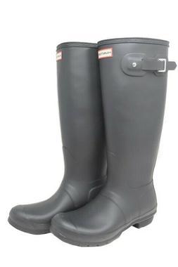 Hunter  Womens Original Tall Snow Boots Size 6