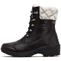 SOREL Women's Whistler Mid Waterproof Insulated Storm Boots