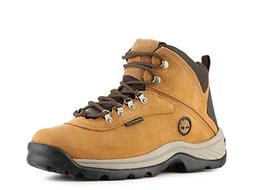 Timberland Men's White Ledge Mid Waterproof Boots, Wheat, 12